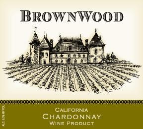 brownwood chardonnay