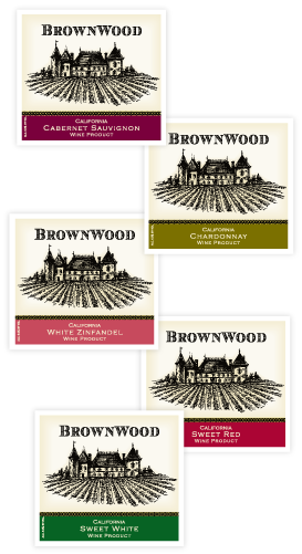 brownwood labels