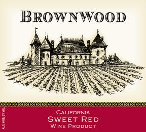 brownwood sweet red