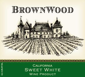 brownwood sweet white
